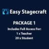 Easy Stagecraft - Package 1